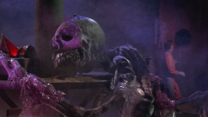 Планета вампиров / Ужас в космосе (Италия, Испания 1965) Ужасы, Фантастика