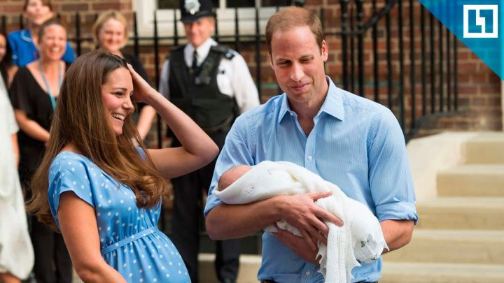 Кейт Миддлтон рожает третьего