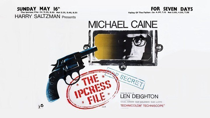 Ipcress.1965 | it