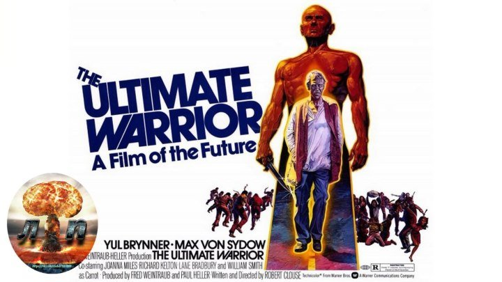 Последний воин / The Ultimate Warrior (1975)
