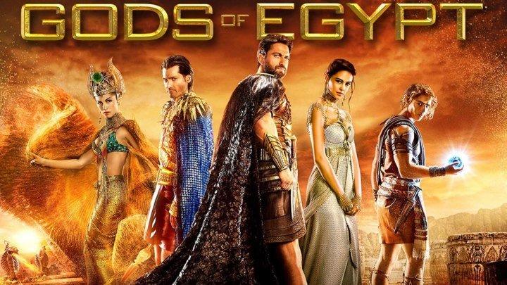 Боги Египта [HD] - (фэнтези, боевик, приключения) 2016