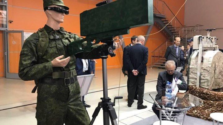Технологии безопасности: выставка INTERPOLITEX-2018 на ВДНХ. ФАН-ТВ