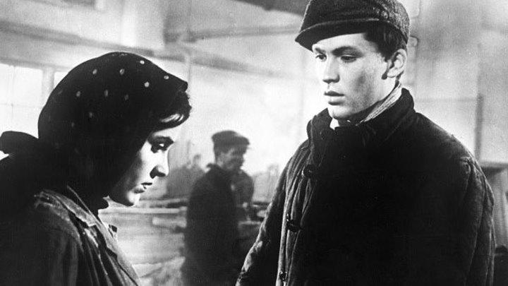 """х/ф """"Тучи над Борском"""" (1960)"""
