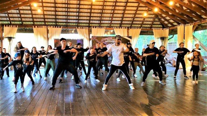 DANCE CAMP 2018 | 10-й день | Фрагменты отчётного выступления