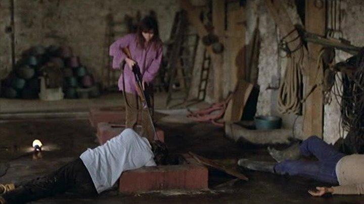 Гроздья смерти / Les Raisins de la mort (Франция 1978) 18+ Ужасы, Фантастика (erotic)