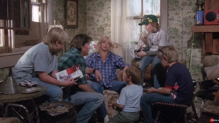 ЗА БОРТОМ 1 1987 DVD HDRip КОМЕДИЯ