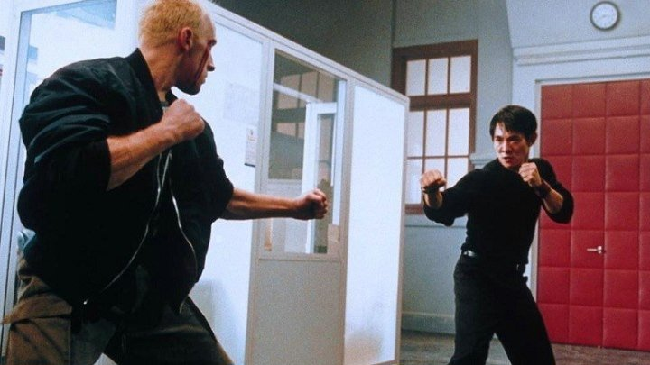 Поцелуй дракона*(2001)*боевик, триллер, драма, криминал