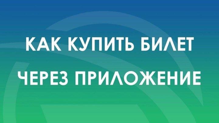 """Покупка билетов в приложении """"Расписание и билеты ЦППК"""""""