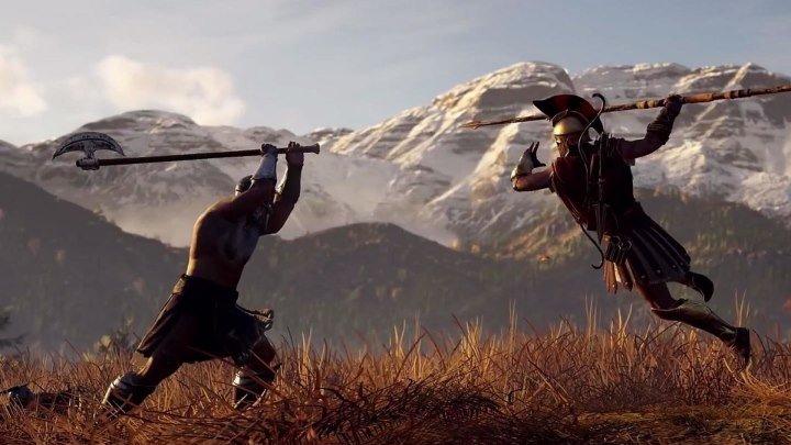 Assassin's Creed Одиссея — Русский трейлер #2 (2018)