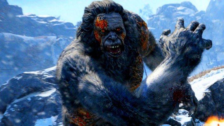 Страшный ЙЕТИ (2018) Brutal Bigfoot