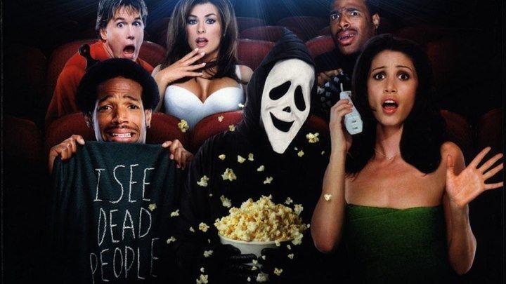 Очень страшное кино (2000) комедия HD