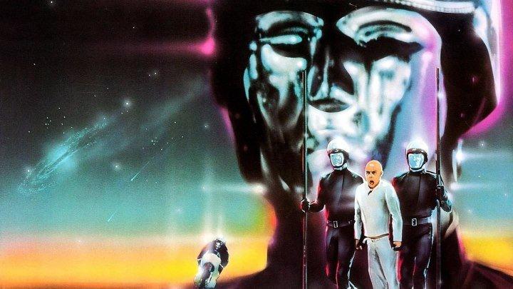 Галактика ТНХ-1138 (США 1971 HD) 16+ Драма, Научная фантастика