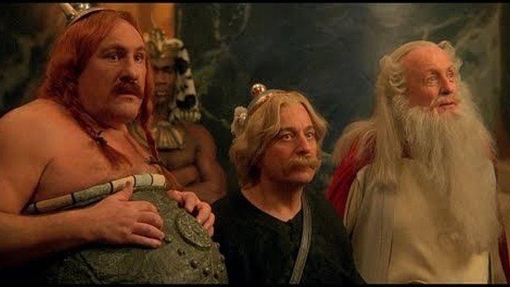 Астерикс и Обеликс. Миссия Клеопатра. 2002 HD