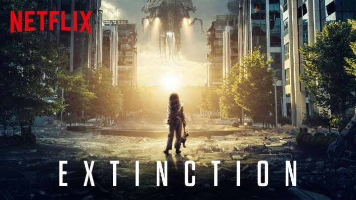 Закат цивилизации HD (фантастика, триллер)2018