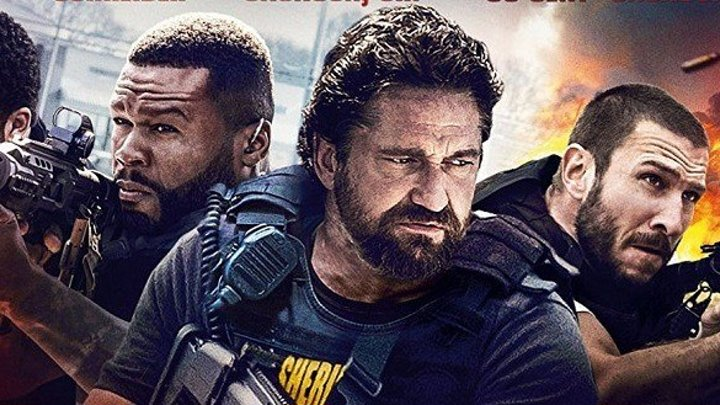 Охота на воров (2018) Den of Thieves