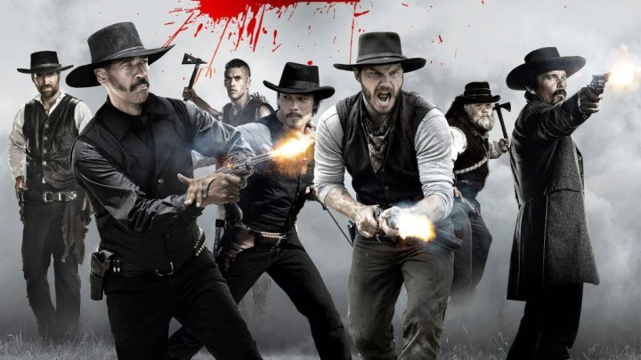 Великолепная семерка (2016) The Magnificent Seven 16+