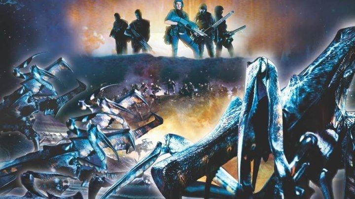 Звездный десант 2: Герой федерации / 2004 / HD