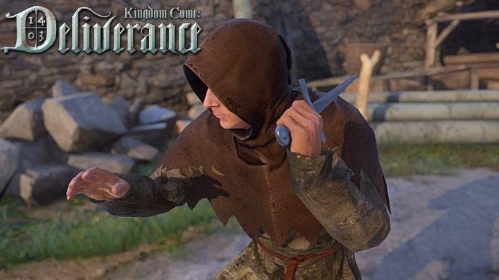 Kingdom Come: Deliverance| PATCH 1.5| РОБИН ГУД | 11 серия