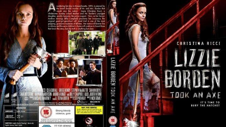Лиззи Борден взяла топор HD(2014) Tриллер,Драма,Криминал,Детектив +18