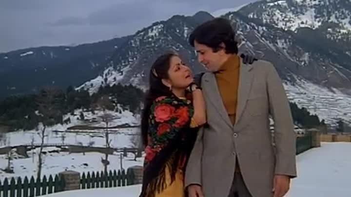 """Для любителей Индийского кино - Тающие облака """" 1985 года"""