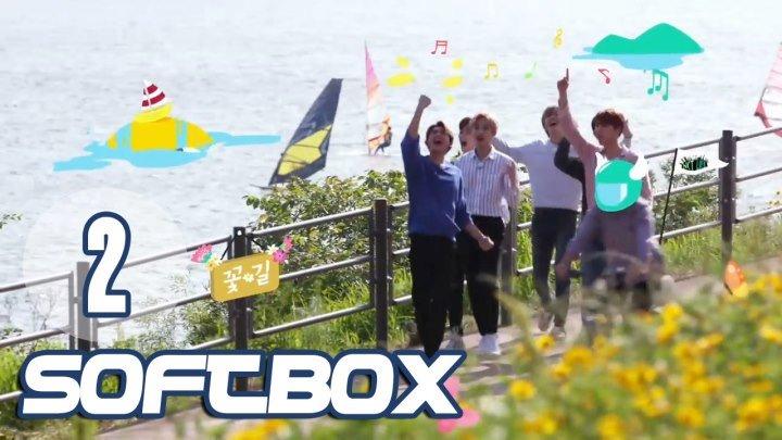 [Озвучка SOFTBOX] Путешествие молодых и горячих NCT в Сеуле 02 эпизод