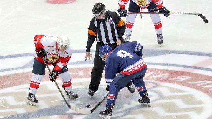 НХЛ. Финал VII Всерос Фестиваля по хоккею. Филигран — Кировец 6 мая 11.30