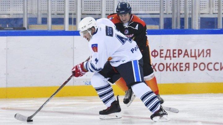 НХЛ. Финал VII Всерос Фестив по хок. Вет. Тамбова — Кам. Белки 6 мая 13.00
