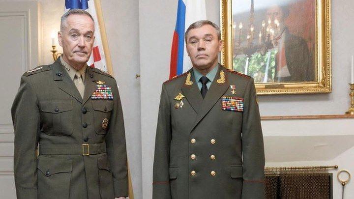 Шесть часов переговоров: генералы России и США обсудили ситуацию в Сирии