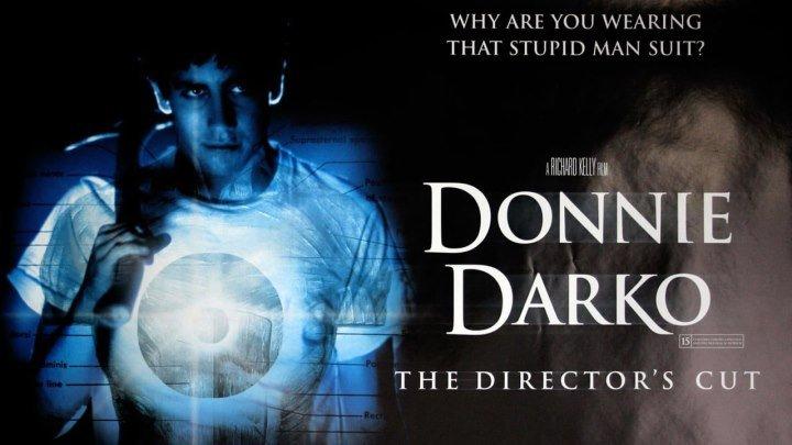 фильм Донни Дарко (2001) фантастика, триллер,