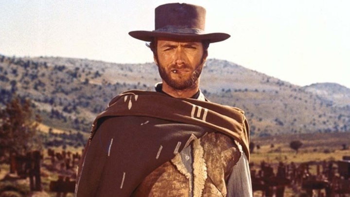 За пригоршню долларов [HD] - (К.Иствуд, реж. С.Леоне, боев.вестерн) - 1964