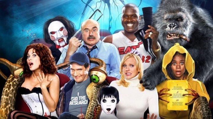 Очень страшное кино 4 (2006) комедия HD