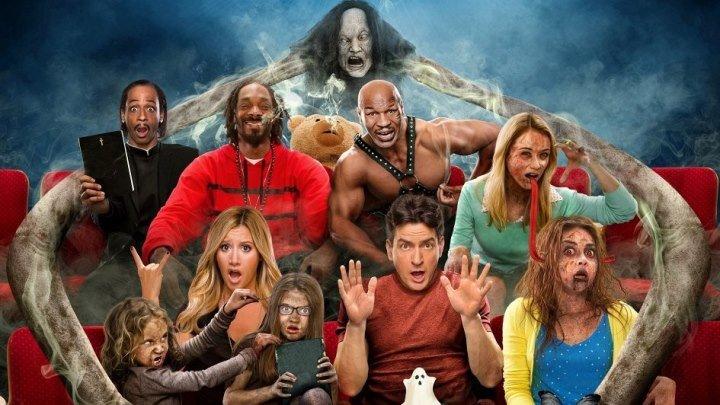 Очень страшное кино 5 (2013) комедия HD