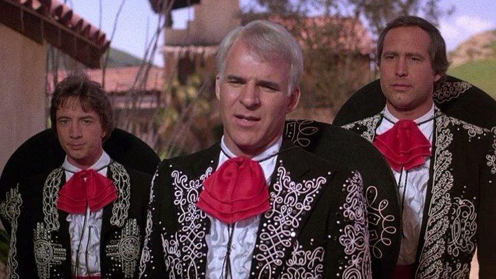 Три амигос! (1986) / iThree Amigos! (1986)