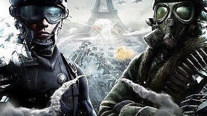 Спецназ: В осаде (2017). Боевик, Криминал, Триллер
