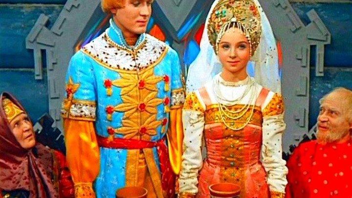Морозко (Александр Роу) 1964, сказка*