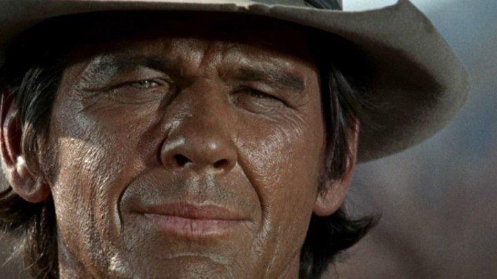 Однажды на диком западе [HD] - (Ч.Бронсон, Г.Фонда, К.Кардинале, реж.С.Леон, вестерн) -1968