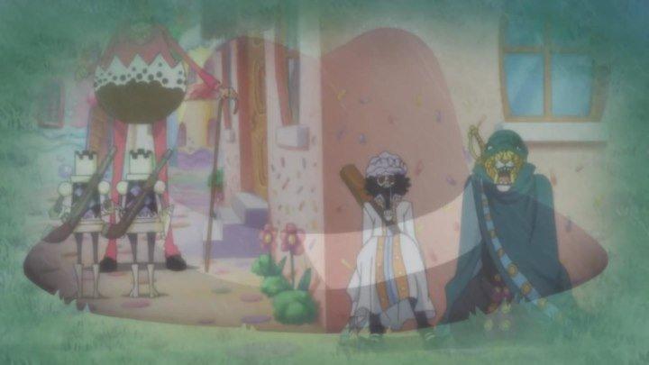Ван Пис / One Piece - 851 Озвучка (Persona99)