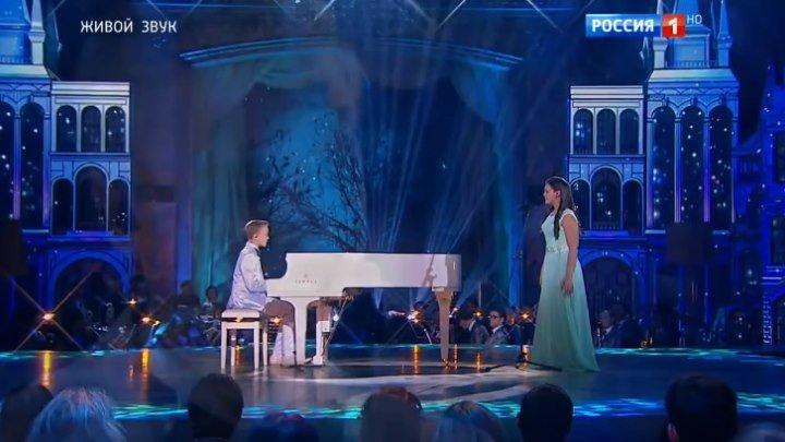 `ЭХО ЛЮБВИ` в исполнении Даши Шавриной и Максима Власова! До слёз!!!