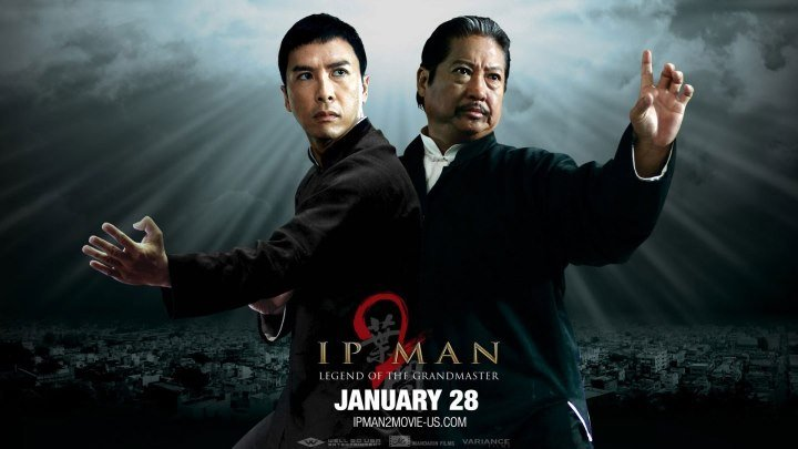 Ип Ман 2 (2010).HD(боевик, драма, биография, история)