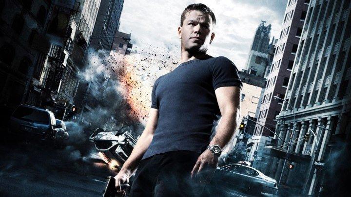 Джейсон Борн (2016) Jason Bourne