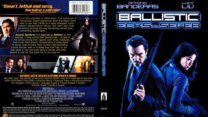 Баллистика: Экс против Сивер HD(2OO2) Боевик,Триллер,Криминал