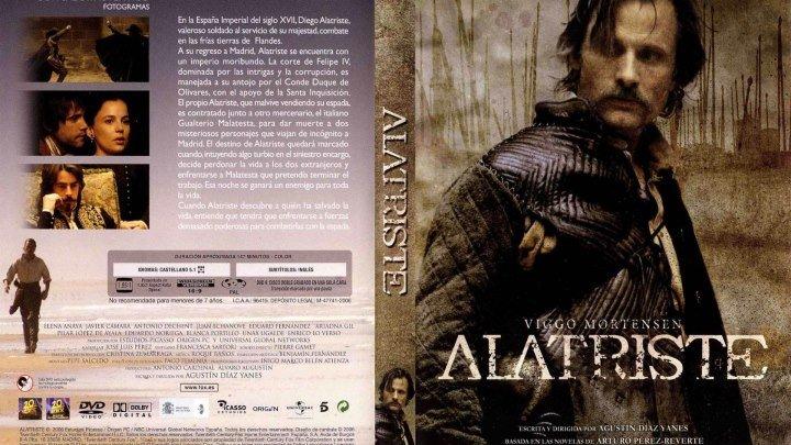 Капитан Алатристе .2006.приключения, военный,