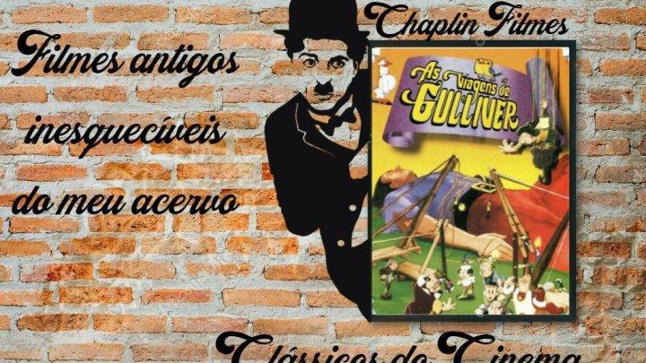 As Viagens de Gulliver 1939 dublado