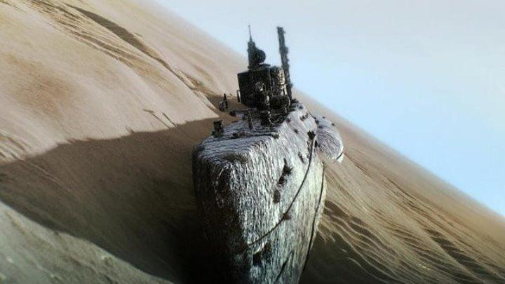 """Интересное! Фильм """"Осушить океан. Затерянные чудеса Египта"""" (2018)"""