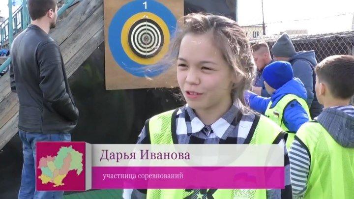 """Сюжет из ТВ программы """"Будни Колымы"""" от 21.05.2018. Спорт в Омсукчане."""
