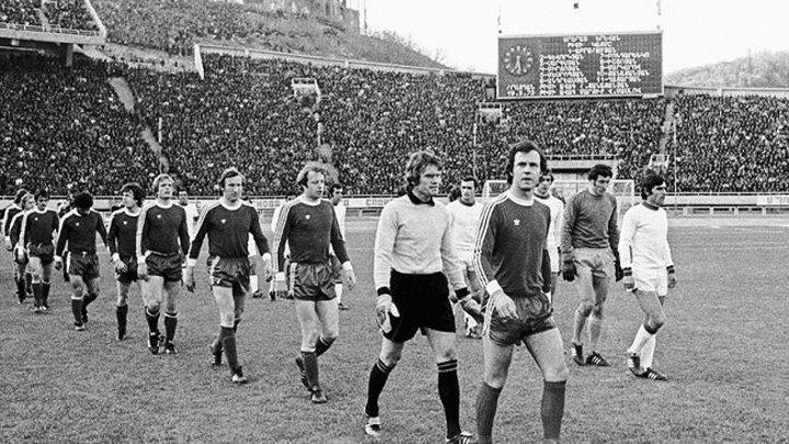 ● 1974-75 FC Ararat Yerevan - FC Bayern Munich 2 leg's goals