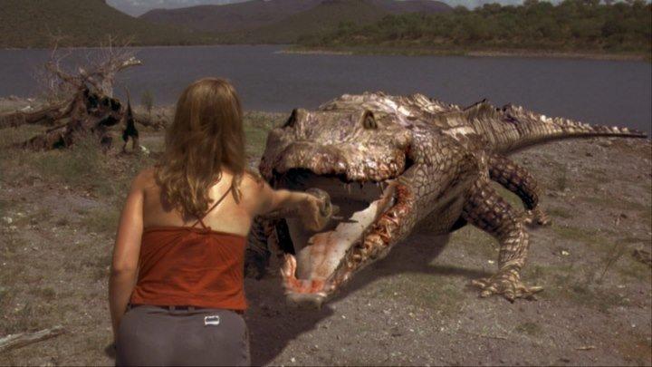 Крокодил / Crocodile (2000) Ужасы, триллер