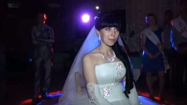 Прощание невесты с фатой.Очень красивое видео. До слез!!!
