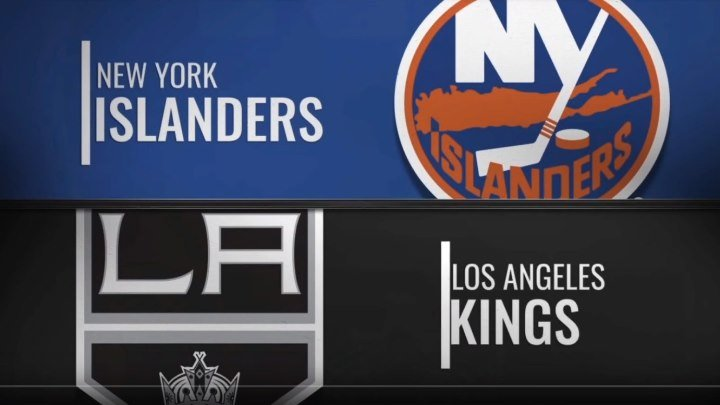 New York Islanders vs Los Angeles Kings