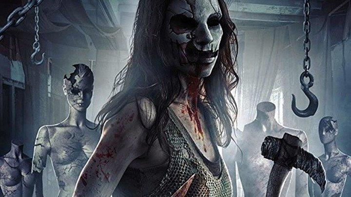 Подвал (2017) Австралия ужасы, фантастика, триллер, детектив